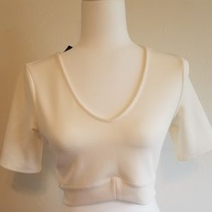 Express Crop Top Small